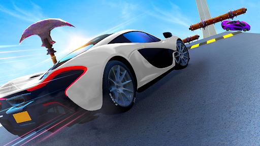 Car games 3d : Impossible Ramp Stunts 1.0 screenshots 5