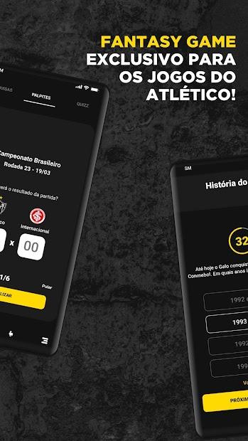 Captura de Pantalla 4 de Atlético Oficial para android