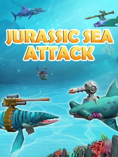 Jurassic Sea Attack 7.32 screenshots 1