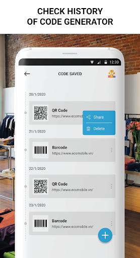 QR Scanner - QR Code Reader & Barcode Generator 2.0.36 Screenshots 5