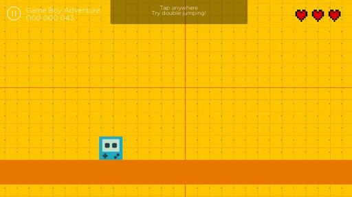 Game Boy Adventure Screenshots 1