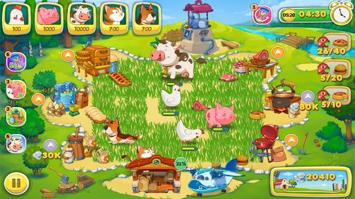 Frenzy Days Free: Timeuff0dManagement & Farm games 1.0.74 screenshots 6