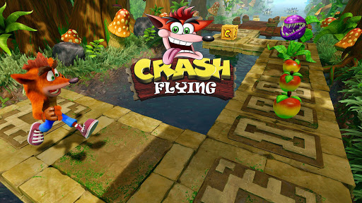 CRASH FLYING screenshots 2