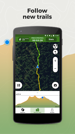 Wikiloc Outdoor Navigation GPS 3.14.23 Screenshots 3