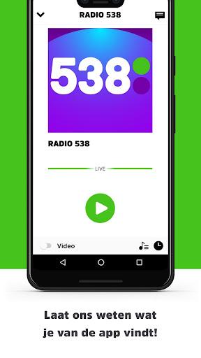 Radio 538 modavailable screenshots 6