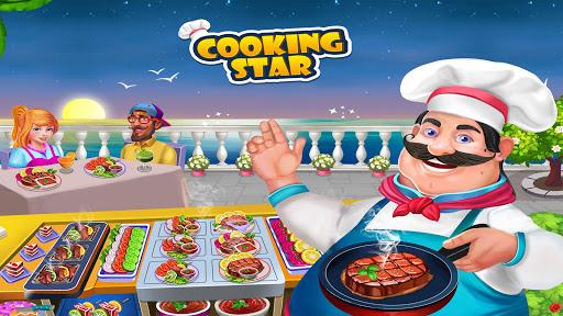 Cuisine Etoile - Fièvre jeux de cuisine APK MOD – Pièces Illimitées (Astuce) screenshots hack proof 1