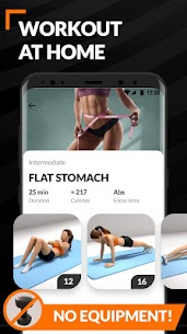 Home Workout for Women – Female Fitness 4
