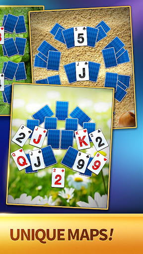 Solitaire TriPeaks : Solitaire Grand Royale android2mod screenshots 4