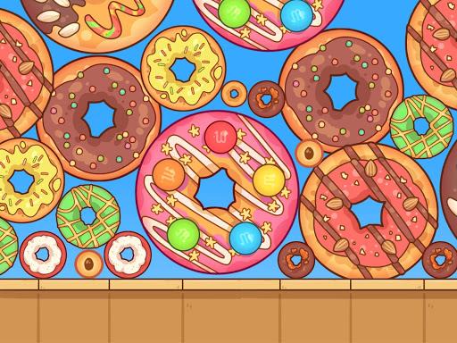Easy Merge - Watermelon challenge  screenshots 23
