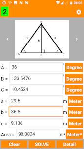 Trigonometry Calculator – PRO 2.4 Apk 4