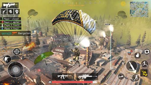 Squad Survival freefire Game Battleground Shooter 1.6 screenshots 3