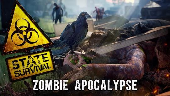 State of Survival: Survive the Zombie Apocalypse Mod Apk 1.11.52 (No Skill CD) 6