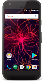 Spirly - Live Wallpaper Screenshot