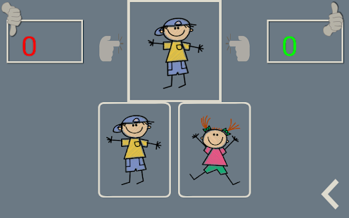 Kids educational and creative game Screenshot