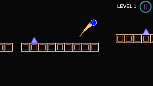 Télécharger Red Ball Jump APK MOD (Astuce) screenshots 1
