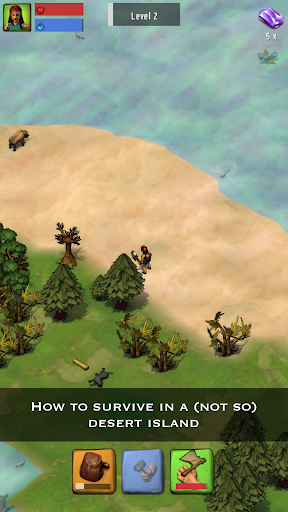 Krafteers: battle for survival 2.1.3 screenshots 1