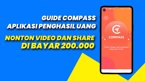Guide Compass Penghasil Uang 2021 1 0 Apk Mod Free Purchase For Android