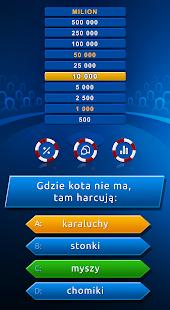 Milionerzy Quiz screenshots 9
