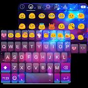 Color Galaxy Emoji Keyboard  Icon