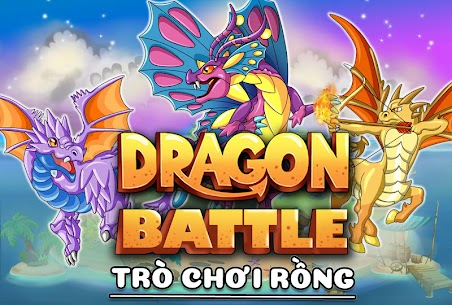 Dragon Battle Ver. 12.48 MOD APK | Unlimited Gold | Unlimited Diamonds | Unlimited Resources 1