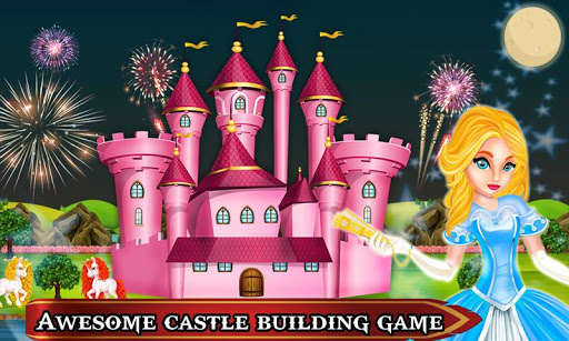 Build A Castle - Princess Doll House Construction https screenshots 1