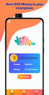 BTC Master Bitcoin Mining Pro Apk 3