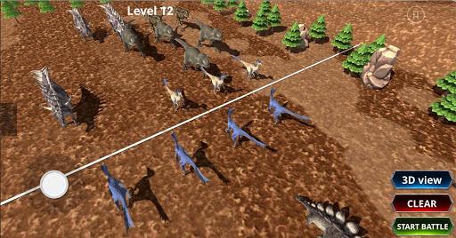 Jurassic Epic Dinosaur Battle Simulator Dino World 1.0.1 screenshots 5