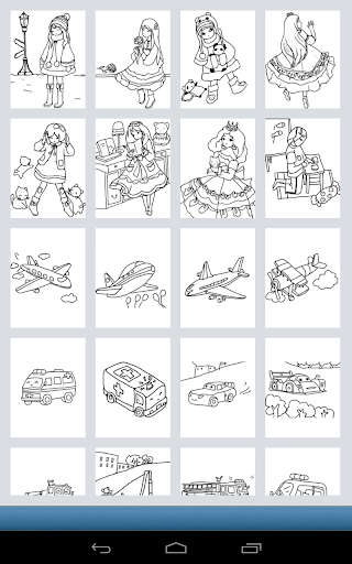 Magic Coloring Book - Color & Draw 2.1.2 screenshots 4