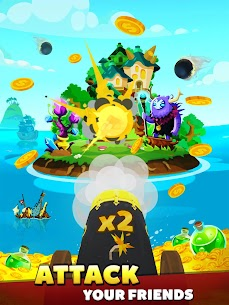 Pirate Kings MOD APK 8.2.2 (Unlimited money) 2