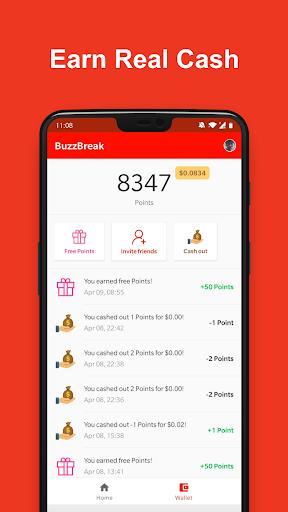 BuzzBreak - Read, Funny Videos & Earn Free Cash! 1.1.7.5 screenshots 3