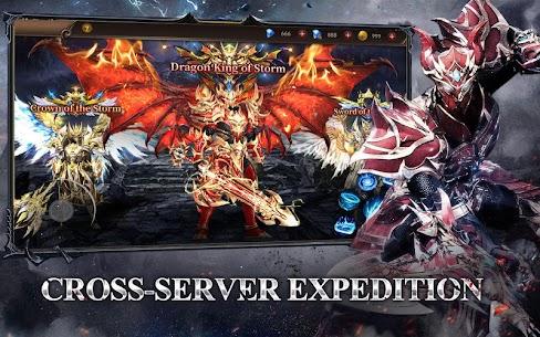 Awakening of Dragon MOD APK (MOD MENU/Dumb Enemy) Download 10