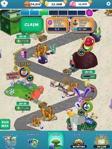 SpongeBobu2019s Idle Adventures screenshots 23