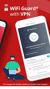 McAfee Mobile Security MOD (Premium) 3