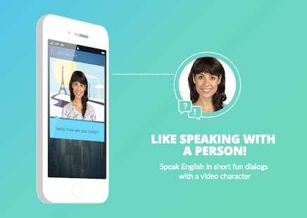 SpeakingPal: Learn English, Speak English Screenshot