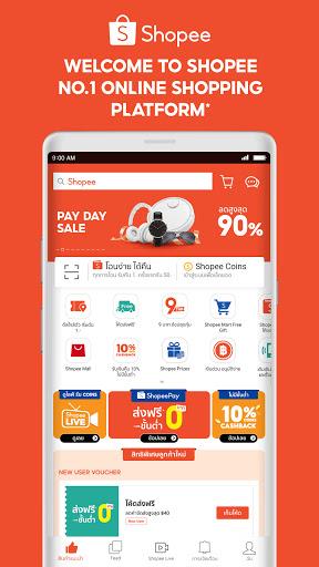 Shopee #1 Online Shopping  screenshots 1