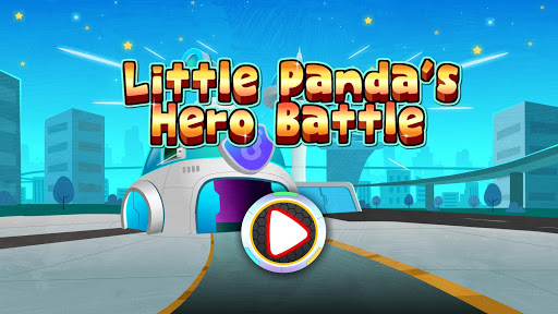 Little Panda's Hero Battle Game  screenshots 18