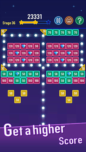 Balls Bricks Breaker - Galaxy Shooter apkdebit screenshots 22