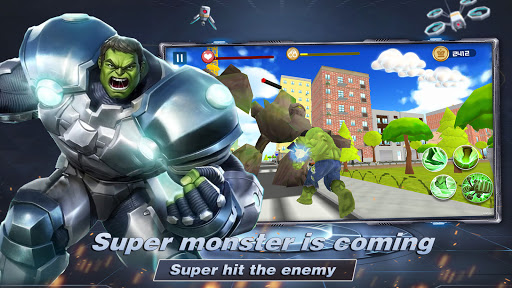 Super City Herouff1aCrime City Battle  screenshots 3