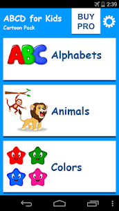 ABCD for Kids MOD APK- Preschool Learning [Premium] Download 7