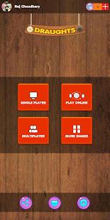 Checkers   Draughts Online 2.2.2.5 Screenshots 1