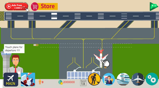 Airport Tycoon Manager  screenshots 8
