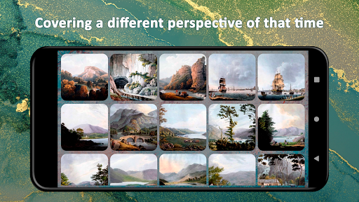 19th Century Paintings Switch Puzzle  screenshots 4