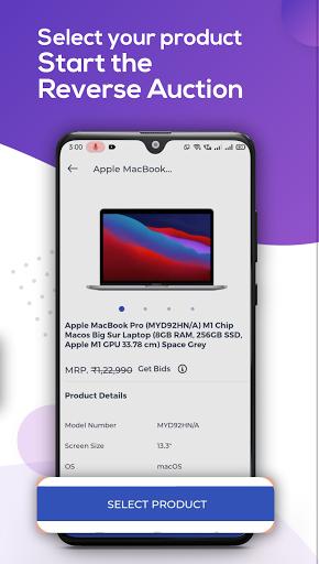 Jinglebid - Online Shopping App screenshots 2