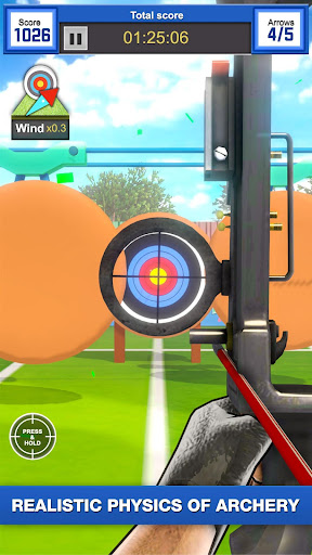 Jeux Tir à l'arc 3D: Arc et flèche Jeux de tir  APK MOD (Astuce) screenshots 3