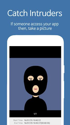 AppLock - Fingerprint 7.7.1 screenshots 2