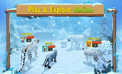 Snow Leopard Family Sim Online 2.4.4 screenshots 3