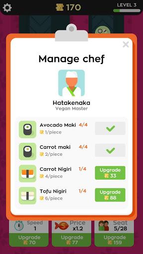 Sushi Bar Idle screenshots 3