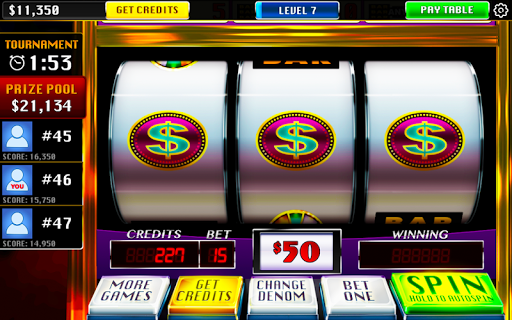 Real Casino Vegas:777 Classic Slots & Casino Games 67 screenshots 11