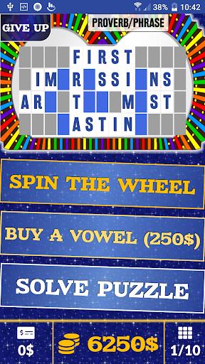 Fortune Wheel  Screenshots 2