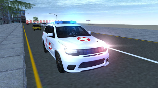 American Ambulance Emergency Simulator 2020 screenshots apkspray 3